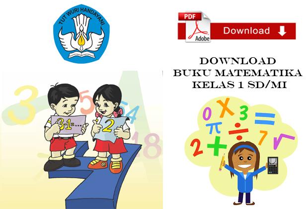 Buku Matematika Kelas 1 SD
