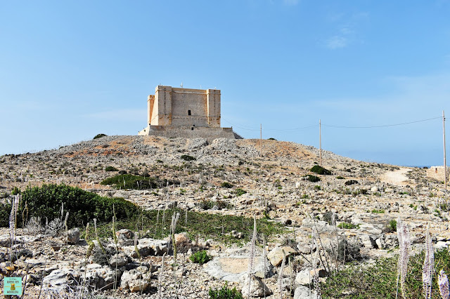 Saint Mary's Tower en Comino