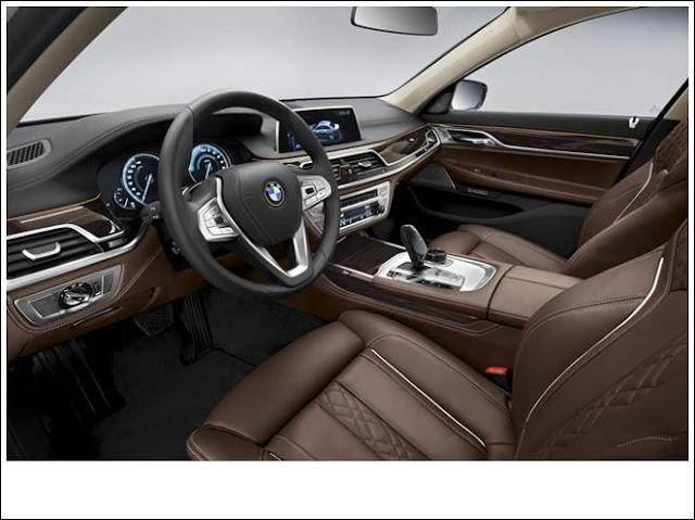 2017 BMW 740e Review