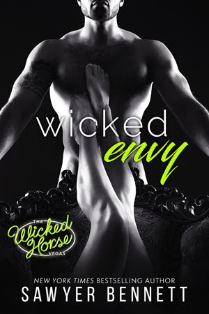 Book Review: Wicked Envy (Wicked Horse Vegas #3) by Sawyer Bennett | About That Story
