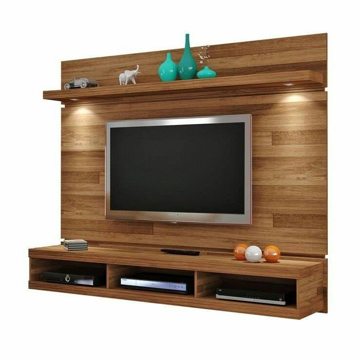 Dise os de muebles para la televisi n construccion y for Disenos de muebles de tv
