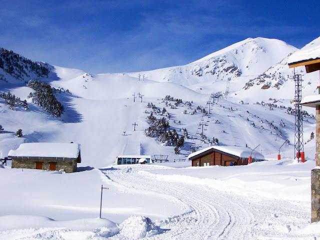Estación de esquí Vallter 2000