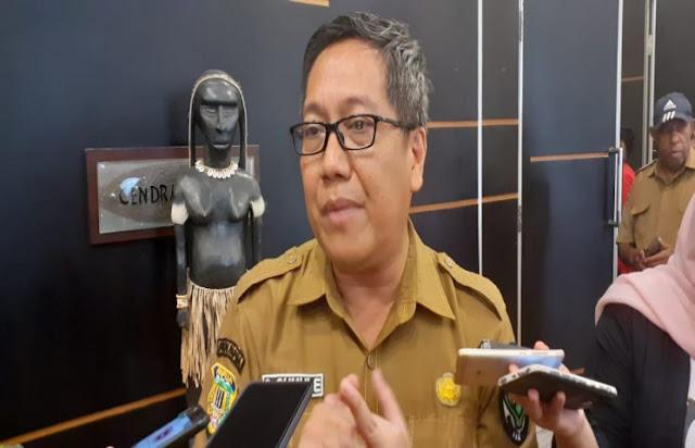 Silwanus Sumule Sebut Peningkatan Kasus COVID-19 di Papua Akibat Kendornya Penerapan Prokes.lelemuku.com.jpg
