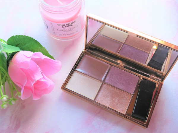 Review - Paleta de Iluminadores Solstice Sleek
