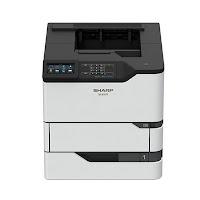 Sharp MX-B707P Driver Printer