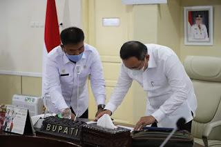 Pemkab Muba Revisi RPJMD Wujudkan Perencanaan Berkualitas Sebagai Acuan Pelaksanaan Pembangunan