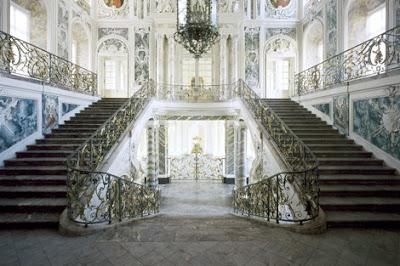Escalera Palacio Augustusburg