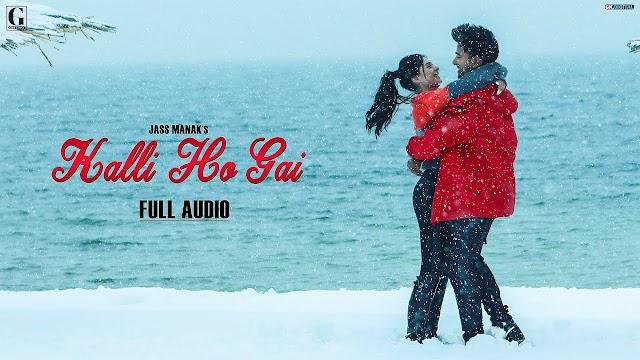Kalli Ho Gyi Lyrics - Jass Manak - Album Age 19