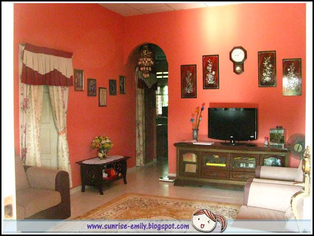 my foster parent house, Mengkuang Titi Village, Penang @Koperasi GDW Mengkuang Pulau Pinang Berhad