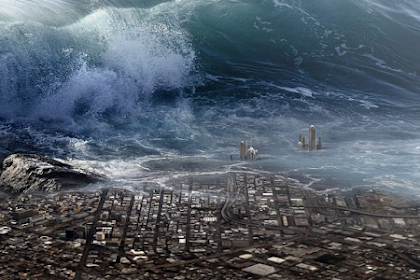 Inilah 6 Tsunami Dahsyat yang Pernah Terjadi di Belahan Bumi!