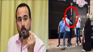 اعتقال الصحافي سليمان الريسوني