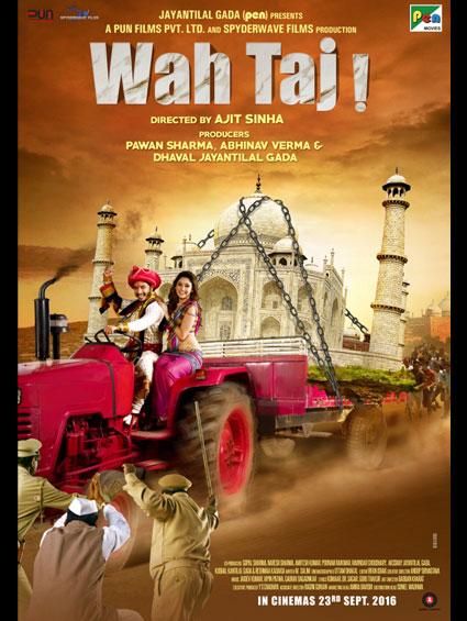 full cast and crew of bollywood movie Wah Taj 2017 wiki, Shreyas Talpade, Manjari Fadnis, story, release date, Actress name poster, trailer, Photos, Wallapper