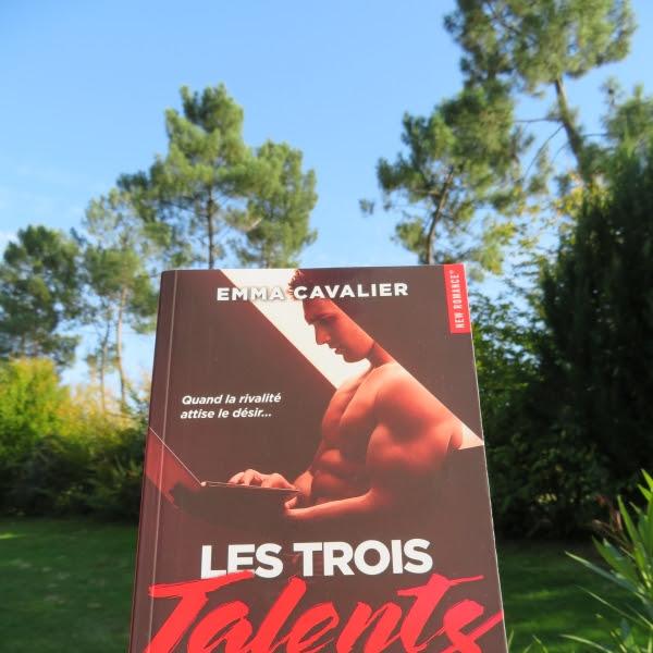 Les trois talents, tome 1 : Le conteur d'histoires de Emma Cavalier