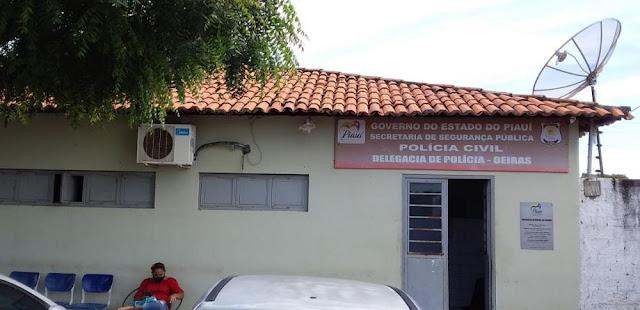 Polícia cumpre mandados de prisão em São João da Varjota no Piauí