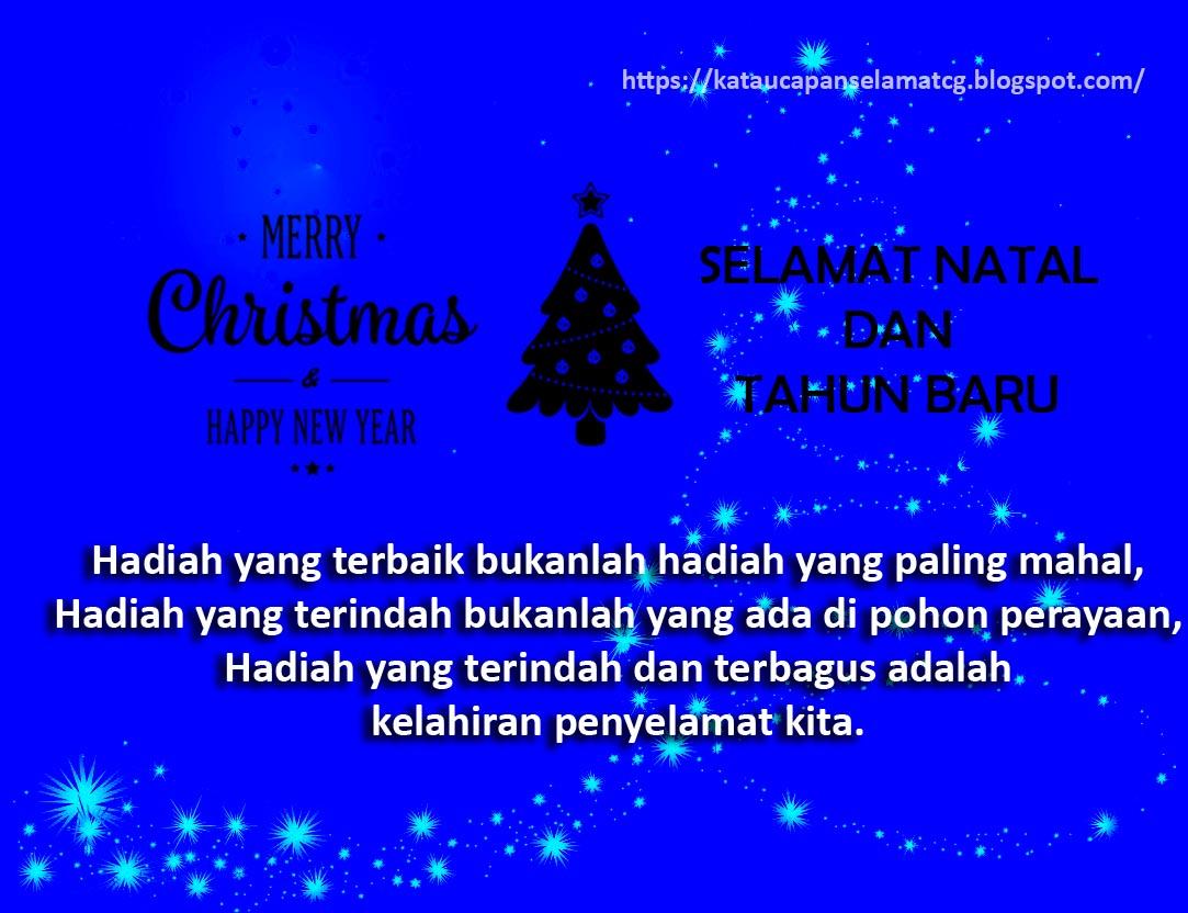 Kata Ucapan Selamat Hari Natal Terbaru Kata Ucapan Selamat