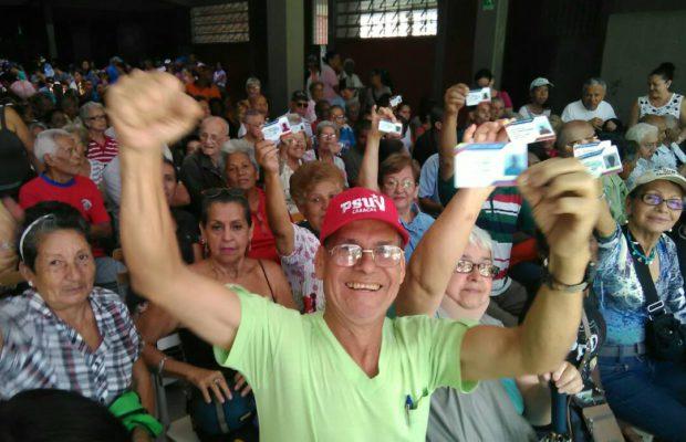 Venezuela: Un VIDEO que habla a las claras de la fuerza del chavismo