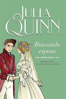 Buscando esposa | Bridgerton #8 | Julia Quinn | Titania