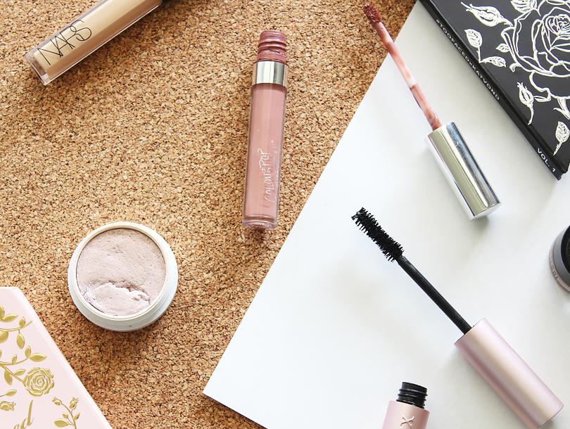 colourpop ultra matte lip liquid lipstick times square review swatch nc30 lolita nude color