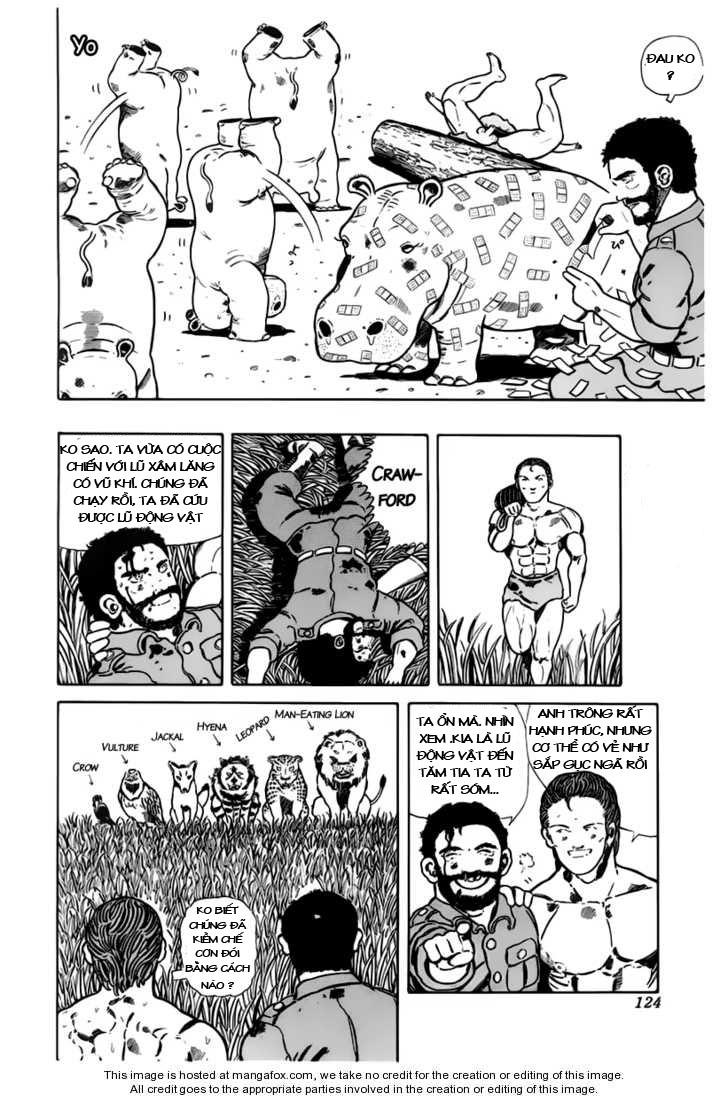 Chúa rừng Ta-chan chapter 16 trang 5