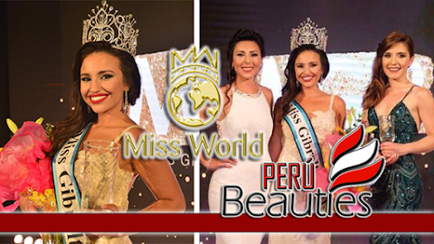 Miss World Gibraltar 2018