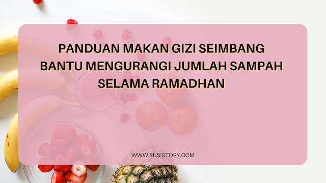 waste4change ramadhan minim sampah