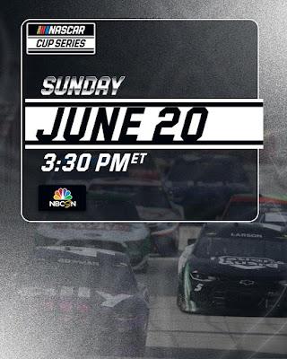 #NASCAR Cup Series Ally 400 Fun Facts