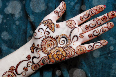 Mehndi Designs For Hands 2016