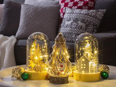 Ozdoba świąteczna LED Smukee z Biedronki