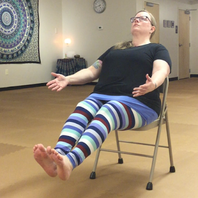 accessible yoga blog featured pose chair boat pose