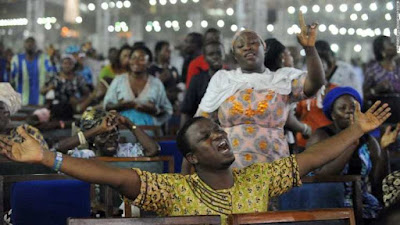 the peculiarities of Nigerian Christianity