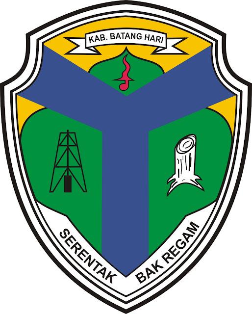Logo | Lambang Kabupaten Batanghari