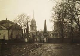 чугунское кладбище