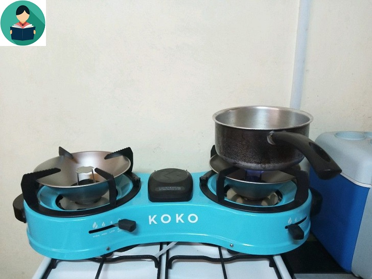 KOKO oil – clean, cheap and safe