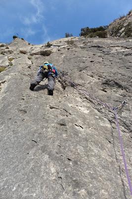 Aiztondo - Uharte Arakil, escalada en Navarra