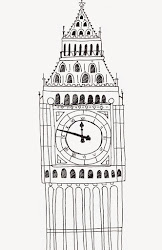 ben drawing draw hobbs easy london tower leigh sketch guardian project elizabeth
