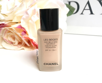 chanel les beiges fondöten