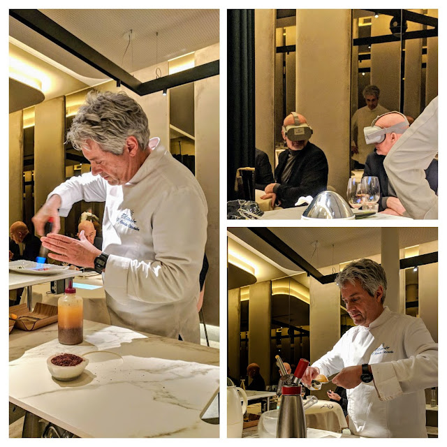 7 days in Bilbao: High tech Michelin-starred meal at Atelier Etxanobe served by Fernando Canales