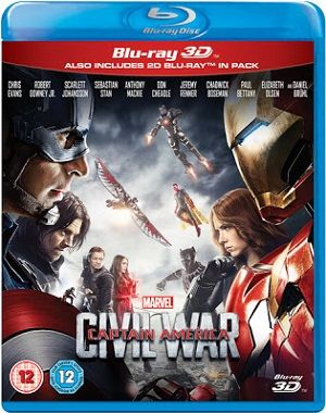 Captain America Civil War 2016 BRRip BluRay 720p