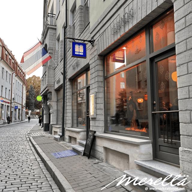 Miniloma Tallinnassa Tallink City Hotel