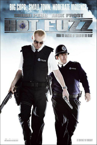 Hot Fuzz [2007] [DVD5 + DVD9] [NTSC] [Latino]