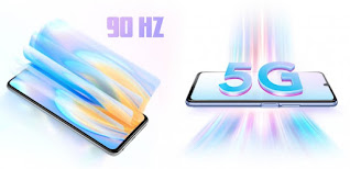 Honor-30-lite-with-5G-and-90hz-rate