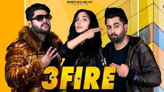 3 Fire Lyrics - Sharry Mann | Latest Punjabi Song 2019