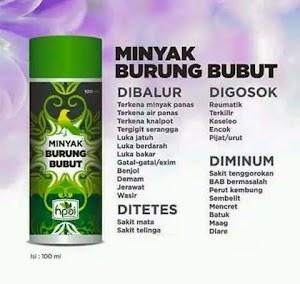 Minyak Herba Sinergi (MHS) HPAI