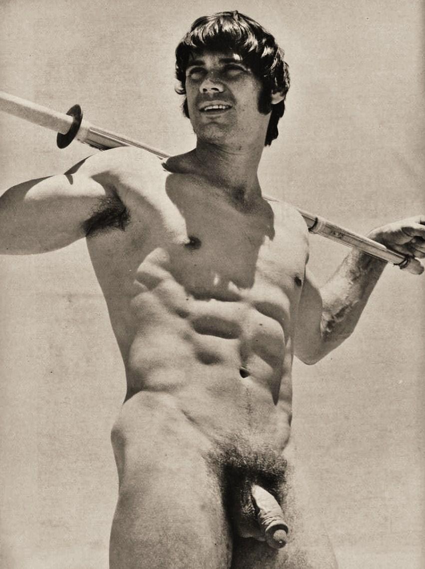Vintage Native American Men Naked