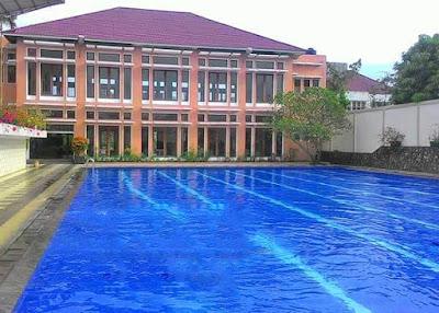 wisata kolam renang medan johor