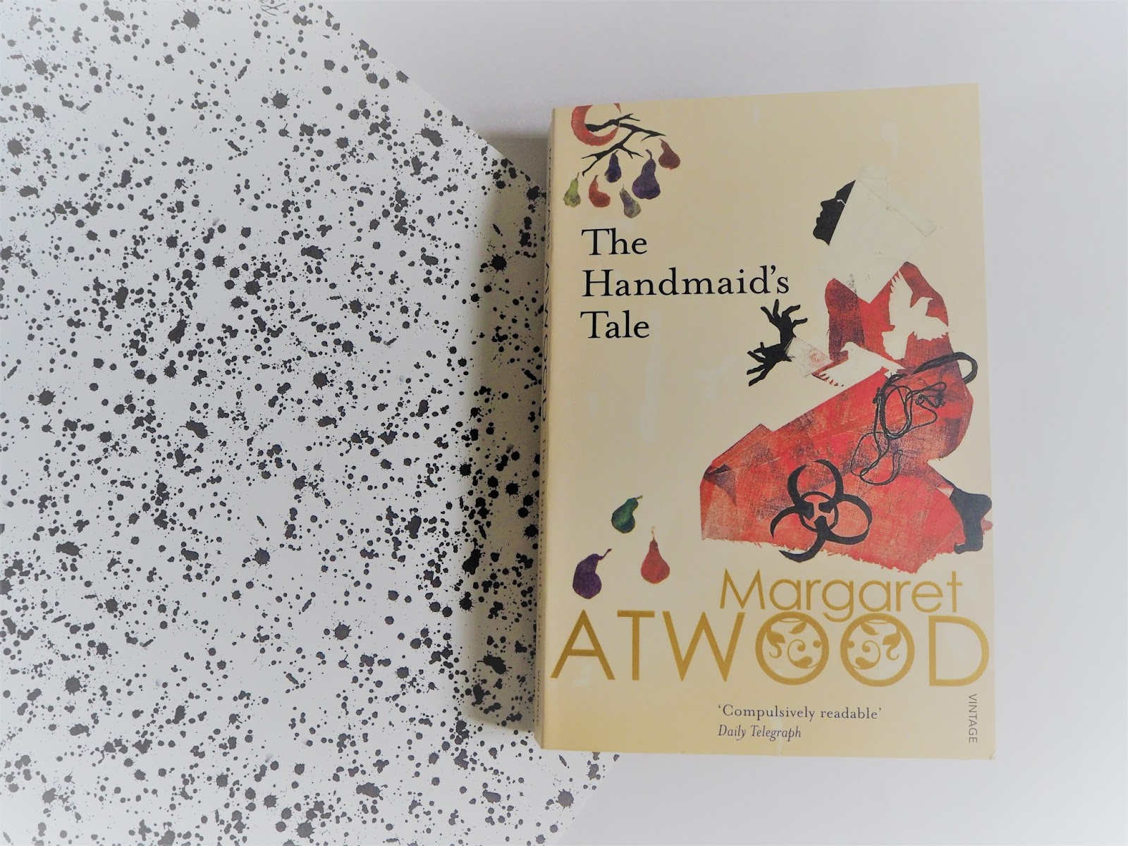 A review of The Handmaid's Tale by Margaret Atwood