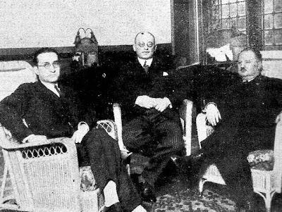 Guinart, Tartakower y Antonio Garrigosa