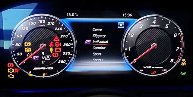 mercedes-s65-mode-display-and-gauges