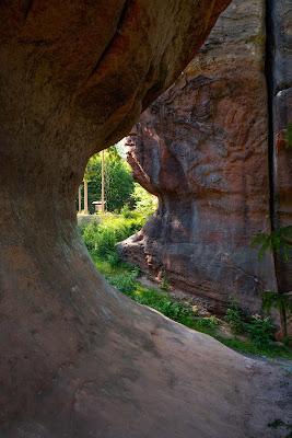 Oberlausitzer Bergweg | Etappe von Waltersdorf nach Oybin | Wandern im Zittauer Gebirge | Sachsen 21