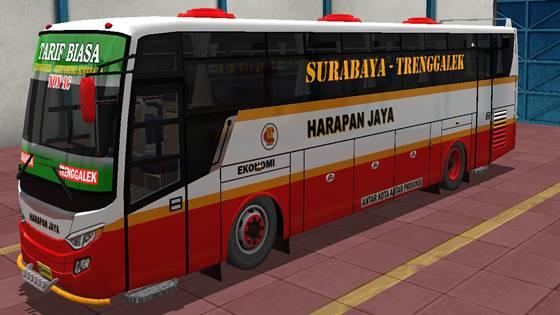 Livery Harapan Jaya Titanium Mulil